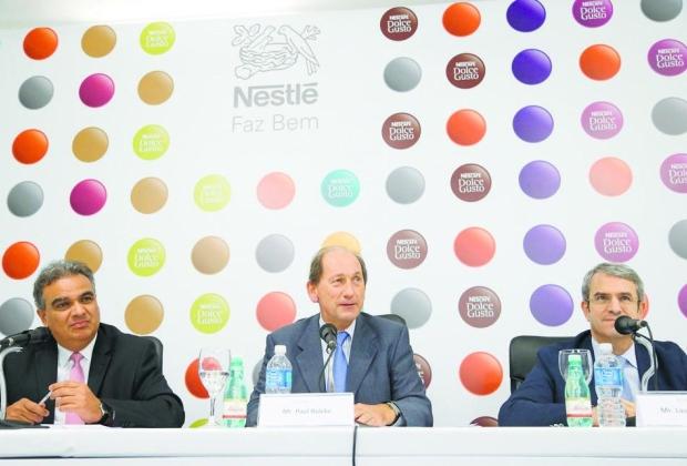 Coletiva lançamento Nestlé Montes Claros/MG