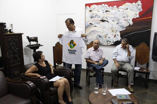 Protesto dos Produtores em Guaira 3