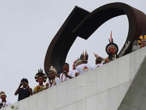 Índios tomam a Esplanada - 5