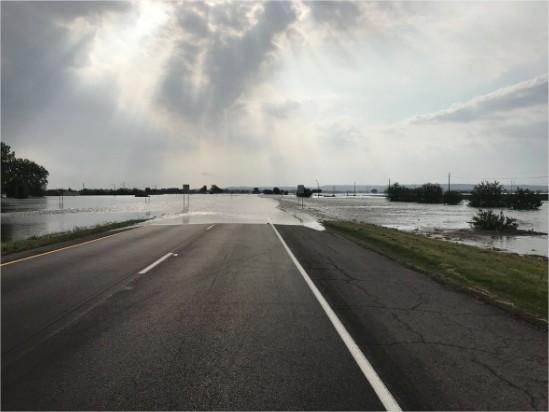 Estrada US62 Oklahoma