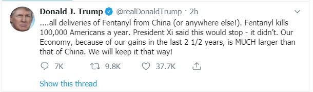 Tweet Trump 4