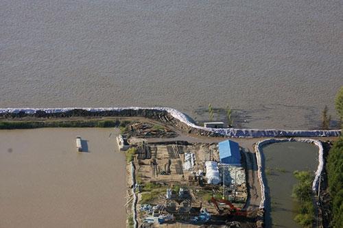Enchente na China 2