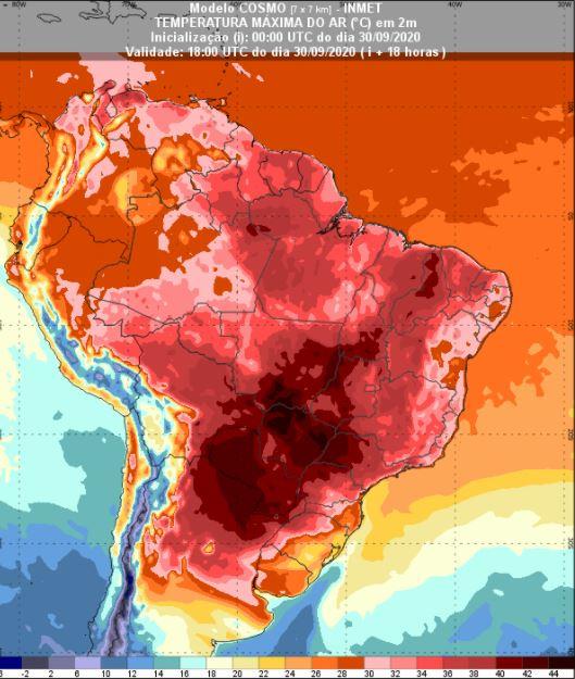 24 horas - Temperatura