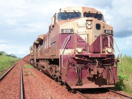 Trem no Brasil  5