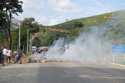 Manifestações em Realeza Café 4 - 01/07 - Portal Caparaó