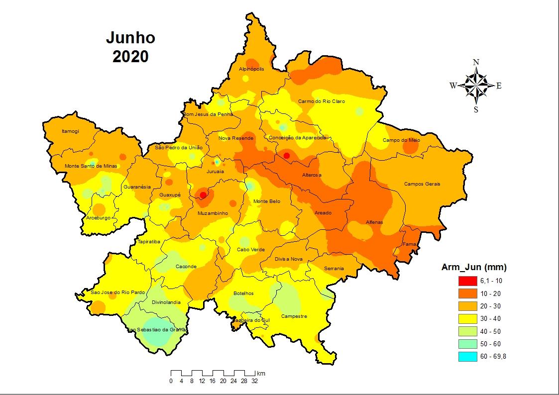 Mapas chuvas Cooxupé - 0608