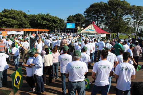 Protesto dos Produtores em Guaira 13