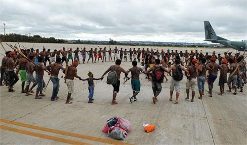 Índios Munduruku 2