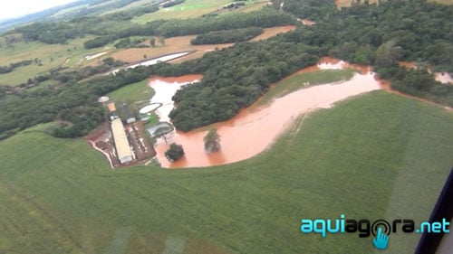 Chuvas em Marechal Cândido Rondon
