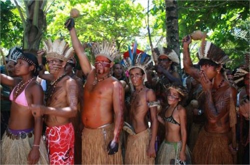 Índios invadem fazendas em Buerarema - Radar Notícias