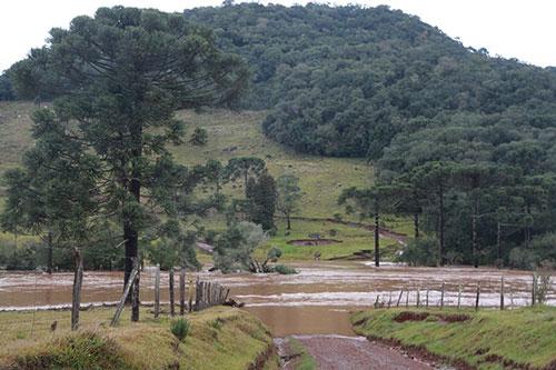 Chuvas em Guarapuava/PR