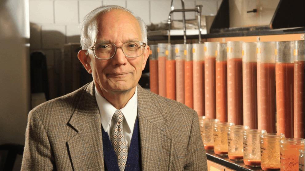 Dr. Rattan Lal - World Food Prize 2020