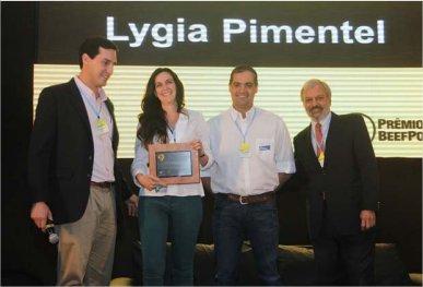 Lygia Pimentel - Prêmio Beef Point