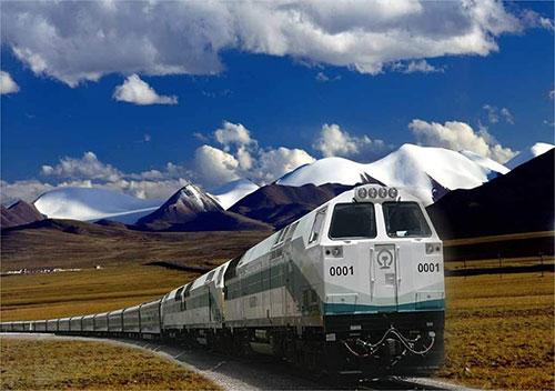 Trem da China 8