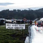 Maior preocupação é com cargas de perecíveis e transporte de ração para animais criados em granjas - Bruno Covello / Gazeta do Povo