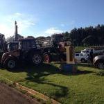 Greve PR - Paralisação dos caminhoneiros em Mangueirinha (PR)