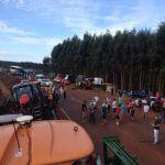 Greve RS - Protesto na região de Redentora (RS). Envio de Rafael Scopel