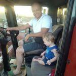 Colheita de sementes de soja em Jaraguari (MS), envio Cesar Roos