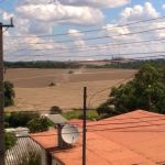 Colheita na lavoura do produtor Manoel Almeida em Mangueirinha (PR)