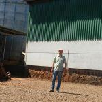 Silo de armazenamento em Vitorino (PR), envio de Gilson Luiz