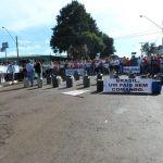 Greve PR - Mais de 200 mil litros de leite estão sendo perdidos por dia em Pitanga, diz o presidente do Sindicato Rural do Município.Divulgação / Facebook