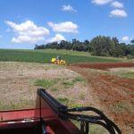 Conservação de solo na propriedade dos Irmãos Miotto em Matelândia (PR)