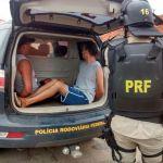 Greve RS - No total, 18 pessoas foram presas no estado nas rodovias federais (Foto: PRF/Divulgação)