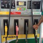 Gasolina no Paraguay está 4480.000 guaranis, com o câmbio de hoje R$ 2,98 litro da gasolina