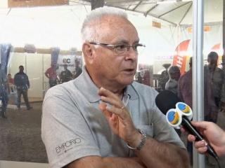 Carlos Paulino - feira do cerrado - 2019