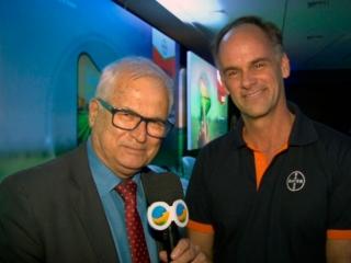 JB e Gerhard Bohne