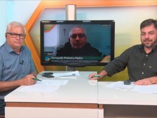 JB aleks e Antônio Fernando Pinheiro Pedro