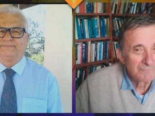 João Batista Olivi e Roberto Troster