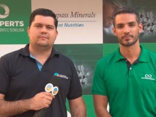 Felipe Pagani - Gerente de Produtos - Linha Adjuvantes Helper Compass Minerals