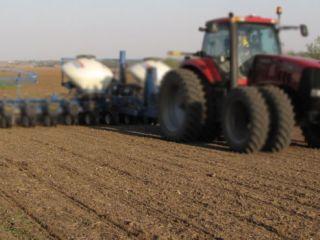 Destacao - Plantio soja