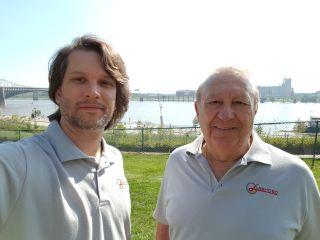 Daniel e Ginaldo