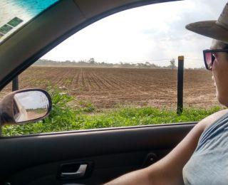 Início do plantio de soja em Concórdia do Pará (PA)