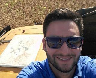 Colheita de soja e plantio da safrinha de milho em Itambé (PR), do produtor Nivaldo Forastieri