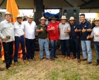Dia de campo em Santa Cruz do Rio Pardo (SP)