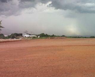 Chuvas chegando a Rio Bonito do Iguaçu (PR). Enviado por Elder Gava