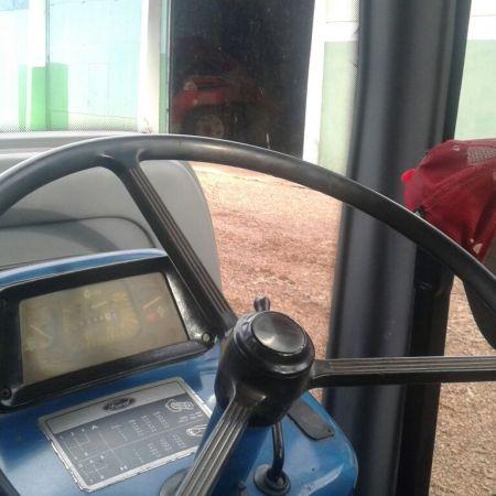 Colheita em Ipiranga do Sul (RS). Envio de Andrey Antonio Pinheiro