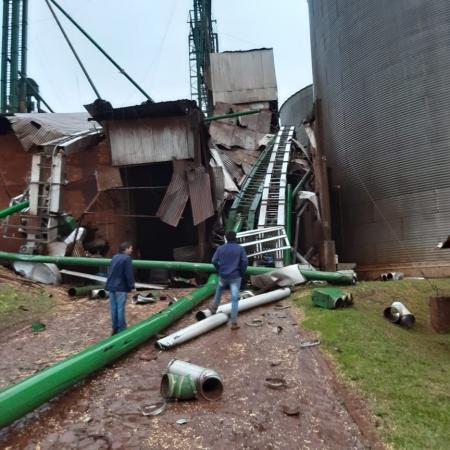 Chuva no Paraguai - 3006