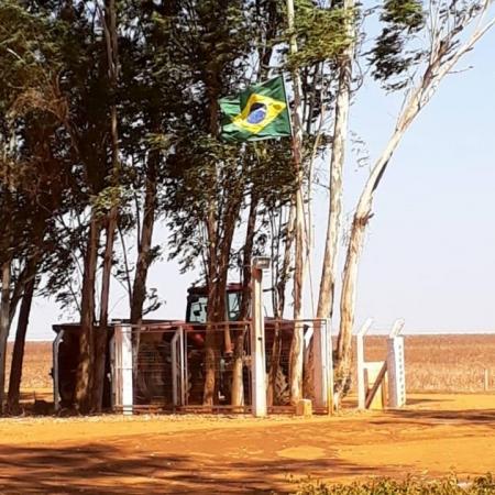 Semana da Pátria - Campo Novo do Parecis (MT) - Envio de Adelaine Rodrigues