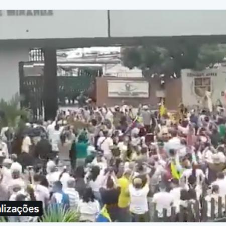 Base militar La Carlota Venezuela