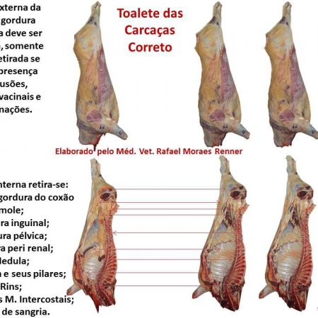 Corte de carne - Pampa Natural Meets
