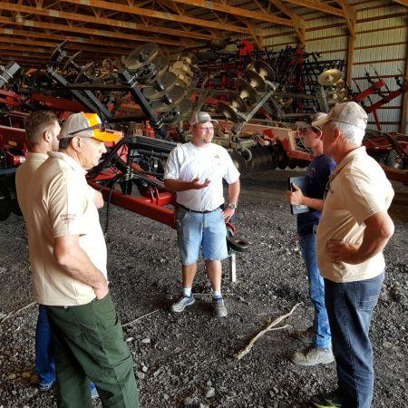 Bill Voyles falaram sobre as produtividade nas regiões produtoras dos EUA