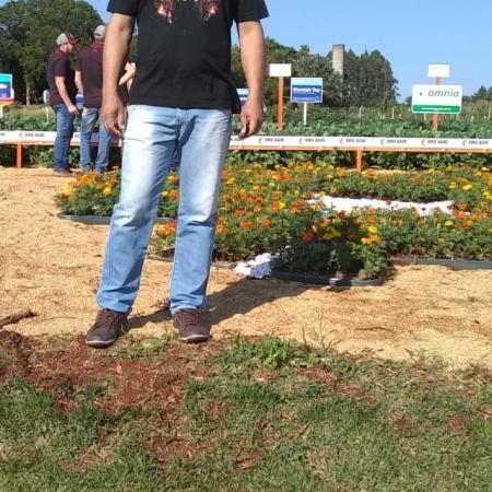 Dia de campo na FAG em Cascavel (PR) Envio de Carlos Ribeiro
