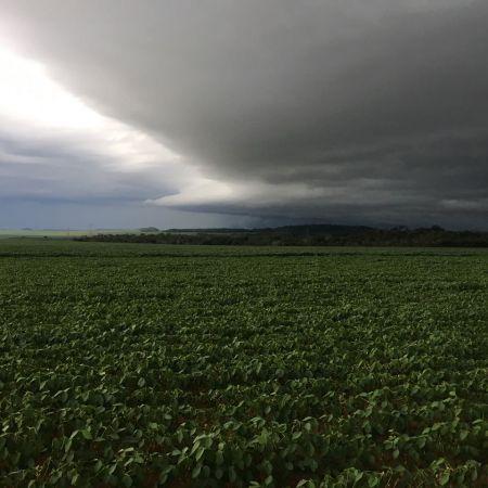Chuvas na região de Darcinópolis (TO)