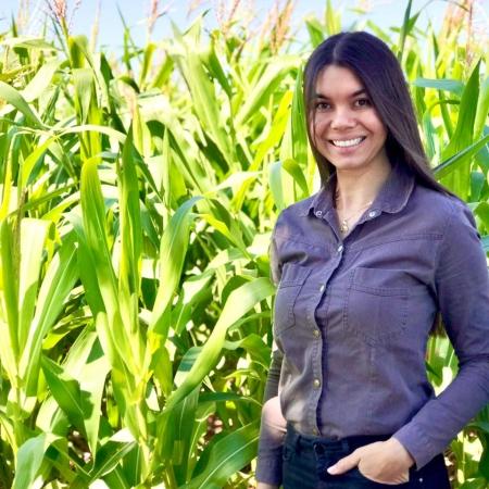 A agricultura é a arte de saber esperar. Patrícia Dobicz - Técnica em Agronegócios Terra Roxa (PR)