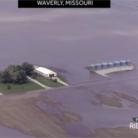 Enchentes no Missouri