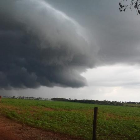 Foto em Corpus Christi - Paraguay. Envio de Valério Rocha